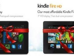 Amazon Kindle Sales Break Record This Holiday Shopping Weekend
